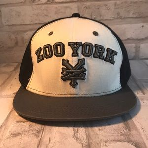 Zoo York Cap Hat Snap Back NYC Street Culture